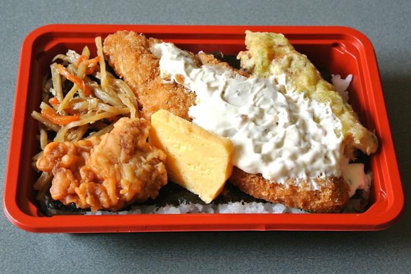 東京都世田谷区の下北沢でお弁当を買いたい場合の選択肢について記しています